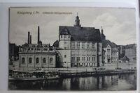 AK Königsberg i. Pr. Löbenicht-Realgymnasium Feldpost 1917 gebraucht #PG819