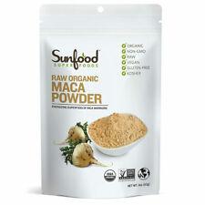 Sunfood Maca Powder - 4 oz FRESH, FREE SHIPPING, MADE IN USA