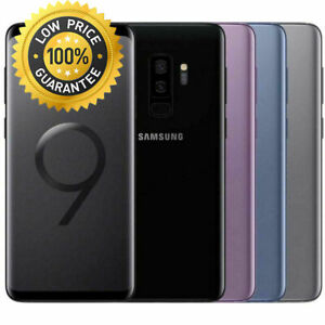 New Samsung Galaxy S9 G960U 64GB 4G LTE <T-Mobile ONLY> Smartphone New