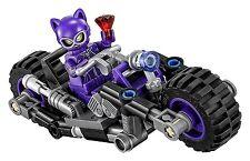 LEGO CATWOMAN MINIFIGURE The Batman Movie Super Heroes AUTHENTIC CATCYCLE 70902