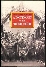 A DICTIONARY OF THE THIRD REICH