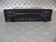 Radio CD Tuner CONCERT AUDI A3  ORIGINAL 8p0035186c 2003 ->