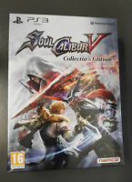 Soul Calibur V 5 Collector's Edition PS3 PAL Brand New &  sealed