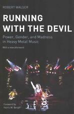 RUNNING WITH THE DEVIL - WALSER, ROBERT/ BERGER, HARRIS M. (FRW) - NEW PAPERBACK