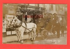 More details for coach & horses colwill's coach office shop ilfracombe rp pc unused 1911 ref p551