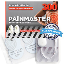 PAINMASTER Micro current Therapy - Micro stroom therapie / FDA Approved /