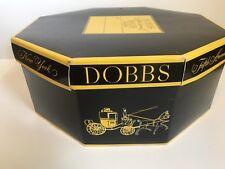 Dobbs Fifth Avenue Hat Box Octagonal 1960's Mid Century Hat Frame Inside VTG