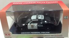 Mexico Federal Police Mexico 2007 Dodge Charger First Response