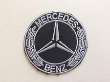 A284 Wappenschild Patch Aufnäher Toppa /Neu/ Mercedes Stern / 8 CM