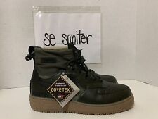 NIKE Air Force I WTR GTX - Winter Gore-Tex Sequoia Boot CQ7211-300 Men's Size 9