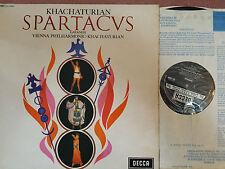SXL 6000 1962 Spartacus-Gayaneh - Aram Khachaturian NM