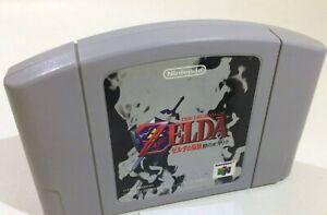 The Legend of Zelda: Ocarina of Time Japanese Import US Seller - TESTED!