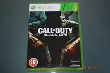 Call of Duty Black Ops Xbox 360 UK PAL PLAYABLE ON Xbox ONE