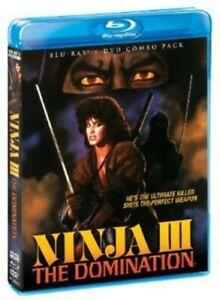 NINJA III: THE DOMINATION (2PC) (+DVD) NEW BLURAY