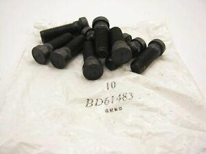 (10) Wagner BD61483 Wheel Lug Stud Bolts