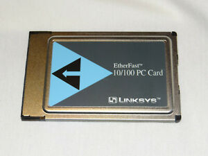 Linksys - PCMCIA Network Card