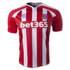 STOKE CITY 2014/15 HOME SHIRT X LARGE TAGS/PACKET