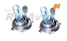 2X +30%  BLU WHITE 12V 55/ 60 Leuchtmittel Halogen Scheinwerfer LADA NIVA