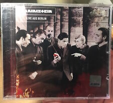 RAMMSTEIN - LIVE AUS BERLIN - CD IMPORT RUSSIA RUSSIAN NEW & SEALED EDITION 2012
