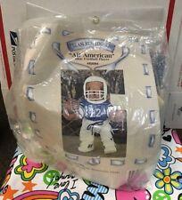 All American Blue Football Treasured Toggery Nib for 12� Bears or Plush Dolls