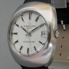 Herren Armbanduhr Eterna Matic - Automatik