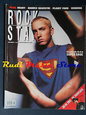 rivista ROCKSTAR 1/2003 Eminem Avril Lavigne Colplay Tom Jones Tiromancino No*cd