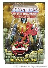 Evil Blast Attak Robot Masters of the Universe Action Figure Mattel