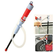 Fluid Siphon Syphon Pump Transfer Tool for Fuel Oil Diesel Petrol Liquid Hand