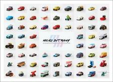 Micro but Many: an unofficial Micro Machines Collection Book - In Stock