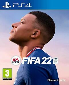 FIFA 22 PS4 IT - PLAYSTATION 4 - STANDARD EDITION - PREVENDITA DEL 01/10/2021