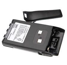 Akku Batterie 1400mAh mit Clip für Wouxun KG-UV6D