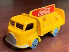 MATCHBOX LESNEY No.37a Karrier Bantam Coca-Cola Truck 1957 uneven load