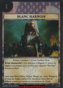 Anachronism - White Harnois 19/100 / Set 3 Fr
