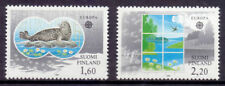 Nature Single Finnish Stamps