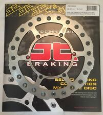 KTM 300 EXC FITS YEARS 2000 TO 2016 SELF CLEANING JT REAR BRAKE DISC 6025SC01