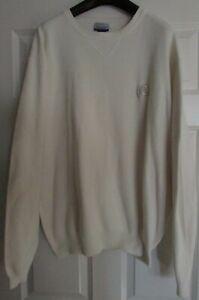 NFL Washington Redskins Big R Logo Cotton Sweater XLarge by Reebok
