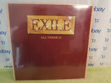 Exile, All There is, 1979, Warner Bros. Records BSK 3323, SEALED Pop Rock