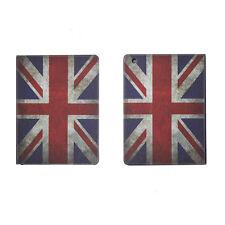 Pellicola + Custodia VINTAGE PER APPLE IPAD Mini & 2 & 3 UK FLAG LEATHER COVER