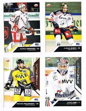 3 DEL Playercards 2009/10 Preview Hauptserie Premium Bronze Silber zum aussuchen