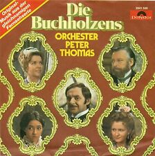 """ORCHESTER PETER THOMAS - DIE BUCHHOLZENS / CHARIOTS OF THE GODS 7"""" SINGLE (C420)"""
