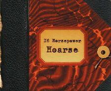 16 HORSEPOWER - HOARSE (REMASTERD)  CD NEU