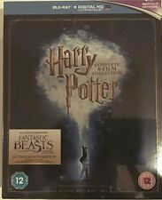 Harry Potter - Complete 8-Film Collection  Blu-ray (2016 Edition)