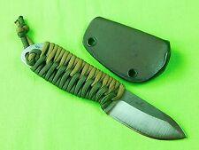 Custom Hand Made Halo Small Knife & Scabbard