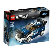 LEGO®   Speed Champions   75885   Ford Fiesta M-Sport WRC, NEU & OVP