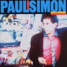 PAUL SIMON HEARTS AND BONES REMASTERED CD ROCK 2011 NEW