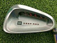 Wilson Deep Red 3 Iron  /  RH  /  Fatshaft Fluid Feel Regular Steel  / mm8625