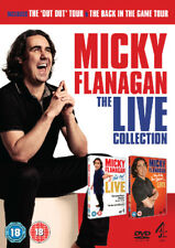 Micky Flanagan: Live Collection DVD (2013) Micky Flanagan