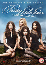 PRETTY LITTLE LIARS - SEASON 1 - DVD - REGION 2 UK