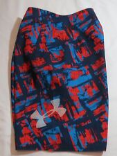 e4c01502c9 Men's UNDER ARMOUR 32 UA Storm Bergwind Red Blue Swim Boardshorts 1271515