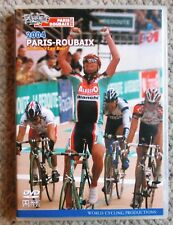 2004 Paris - Roubaix World Cycling Productions 2 Dvd set Very Clean Backstedt